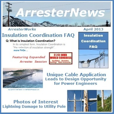 April 2013 ArresterNews Cover Thumb